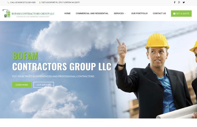 BOFAM Contractors Group