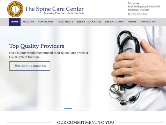 The Spine Care Center